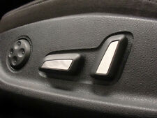 Skoda Superb 3T Seat Emblems Stainless Steel Blinds Switch Cover