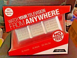 Slingbox classic sling media sb150 110 - Never used, in sealed box