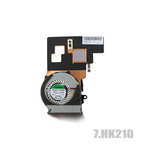 New for acer aspire V5-122P V5-122P-0600 laptop cpu cooling fan with heatsink