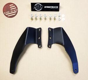 """[SR] ROOF 52"""" Curved Light Bar Mount Bracket FOR Dodge Ram 1500 2500 3500 02-09"""