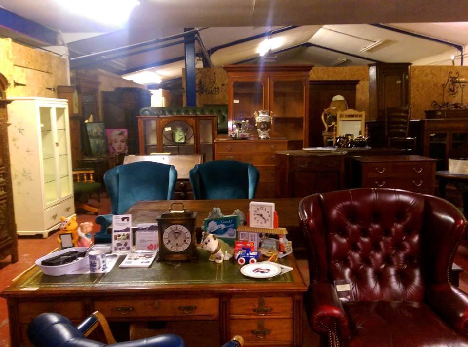 Pughs Interiors and Antiques