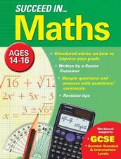 Succeed in Maths 14-16 Years (GCSE),Arcturus Publishing