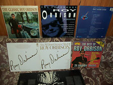 ROY ORBISON - JOB LOT X 9  - MONO - DOUBLES - 1966 - JOB LOT