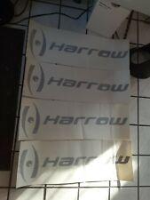 Harrow Squash Stickers Big