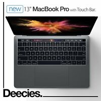 "NEW 2017 Apple Retina MacBook Pro 13"" Touch Bar ID 3.5ghz i7 KABY LAKE 16gb 1TB"