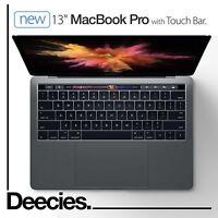 "NEW 2017 Apple Retina MacBook Pro 13"" Touch Bar 3.5ghz i7 Kaby Lake 1TB 16gb Ram"