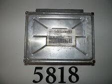00 ALERO SILHOUETTE PARK AVENUE CENTRY ENGINE CONTROL MODULE PCM ECU ECM WM5818