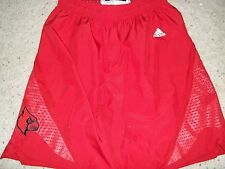 Louisville Cardinals Basketball Adidas Game Used 2013 Luke Hancock Shorts Choice