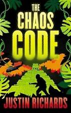 The Chaos Code, New, Justin Richards Book