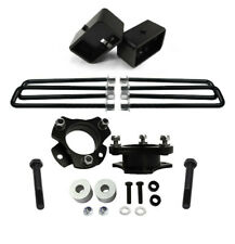"""3"""" Front + 3"""" Rear Leveling Lift Kit + Diff Drop for 2005-2017 Toyota Tacoma 4WD"""