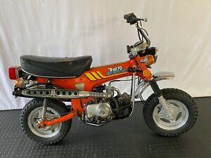 1977 Honda CT