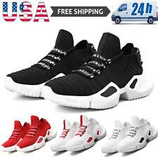 Men's Athletic Sports Running Shoes Outdoor Lightweigt Sneakers Tennis Jogging