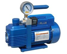 220V,Single-Stage Vacuum Air Pump for vacuum suction filtration,W/pressure Gauge