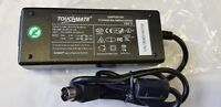 TOUCHMATE SPP34-12.0/5.0-2000-F POWER SUPPLY 4 PIN DIN 12.0V 2000mA 5.0V 2000mA