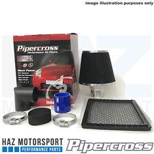 FORD FIESTA 1.25 1.4 1.6 16v ZETEC S MK6 Pipercross Induction Kit Air Filter K&N