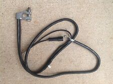 1987-1993 FORD MUSTANG SSP POLICE GT LX 5.0 SVT COBRA NEGATIVE BATTERY CABLE NEW