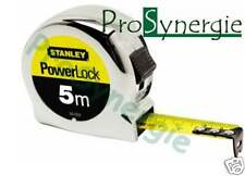 METRE STANLEY MESURE POWERLOCK OU MICRO POWER 5Mx19MM