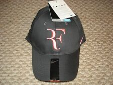 NWT Nike Federer RF Dri-FIT Legacy 91 Tennis Hat Cap Anthracite 371202-009 Nadal