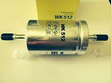 Filtro de Combustible en Línea-Mann Filter - 6X0201511B/semana 512