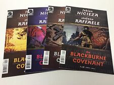 THE BLACKBURNE COVENANT #1-4 (DARK HORSE/NICIEZA/061668) COMPLETE SET LOT OF 4