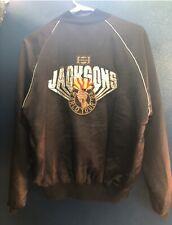 Vintage Michael Jackson Victory Tour Satin Jacket 1984 Jackson 5 World Tour