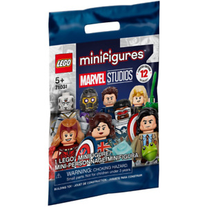 Lego Minifigures Marvel Studios! Pick Character! New! In Stock! Buy More N Save!