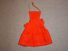 Vintage Barbie Red PAK Apron