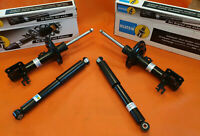 4x BILSTEIN REAR FRONT Shock Absorbers DAMPERS OPEL VAUXHALL VECTRA C MKII CROMA