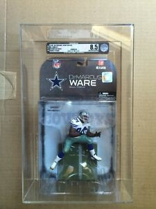 DeMarcus Ware Dallas Cowboys GRADED 9.0 NM NFL McFarlane Figure 2008 Series 2