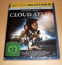 Blu Ray - Cloud Atlas - Tom Hanks - Halle Berry - Blueray - Neu OVP
