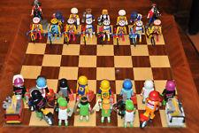 Jeu d'échecs playmobil - Série Tour de France/Moto cross (28)