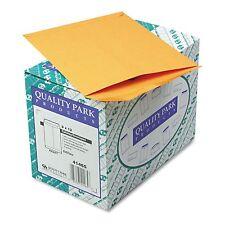 250 BUSINESS ENVELOPES 9x12 28lb Kraft Manila Shipping Catalog Yellow Mailing $$
