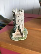 Lilliput Lane, English Country Estates, Octagon Tower, Studley Royal Collection