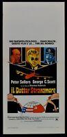 Cartel El Dottor Strangelove Peter Sellers Kubrick Dr. Strangelove N47
