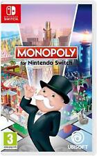Monopoly - Nintendo Switch Spiel - NEU OVP
