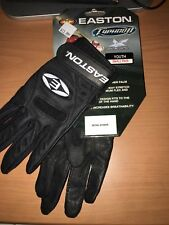 Easton Typhoon Youth Small Batting Gloves Black New