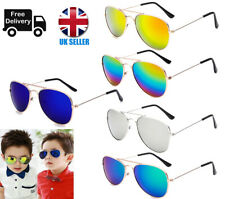 KIDS Sunglasses Boys/Girls Shades Retro Childrens Classic VINTAGE Holiday UV400