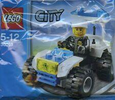 LEGO® City - Polizei Quad - 30013 NEU und OVP