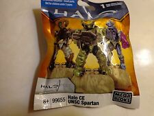 Halo Mega Bloks Pax Halo Fest Mini Spartan Sealed VHTF