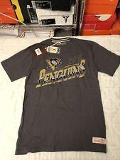 Pittsburgh Penguins Mitchell & Ness Tshirt Sz Small
