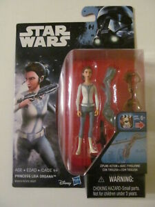 "Star Wars - 3.75"" Figure - Princess Leia (Rebels Design) - Sealed"