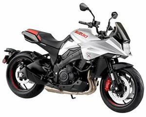 Skynet 1/12 Completed Bike Suzuki GSX-S1000S KATANA Full Option Metallic Mystic