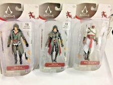 """Assassin's Creed Syndicate Action Figure Lot Evie Jacob Altair 4"""" Jazwares 2018"""