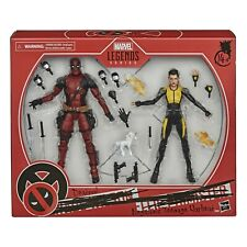 Marvel Legends X-Men 20th Anniversary - Deadpool and Negasonic Teenage Warhead 2