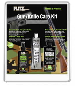 FLITZ KNIFE & GUN CARE KIT - Cleaning 119