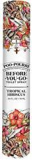 Before-You-Go Toilet Spray, Poo Pourri, 10 ml Tropical Hibiscus