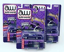 Auto World MgMinis exlcusive Chevy Impala 1962 Low Rider El Pachuco 1/64