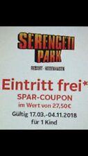 Serengeti-Park Resort Hodenhagen Eintritt Frei