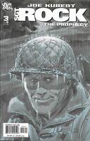 Sgt. Rock Comic 3 The Prophecy Cover A First Print 2006 Joe Kubert DC