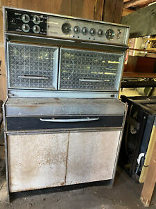 Vintage 1960's Frigidaire Flair Custom Imperial Electric Range Oven